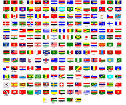 Vlaggen alle landen 3